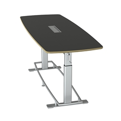 Standing Height Collaboration Table