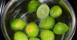 New Lime Recipe