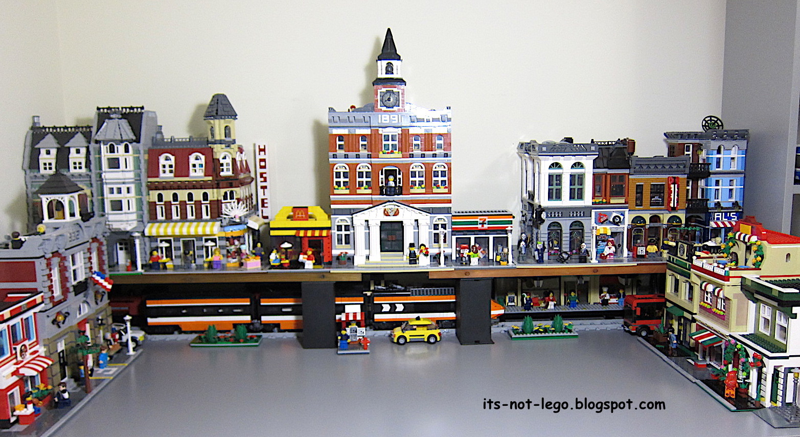 Modular Coffee Table It S Not Lego It S Not Lego Town October 2017 Update