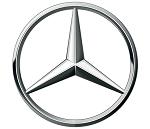 Logo Mercedes-Benz marca de autos