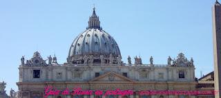 pagina pontos turisticos BASILICA SAO PEDRO - Pontos turísticos de Roma