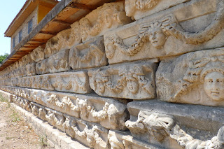 Ruinas de Afrodisias.