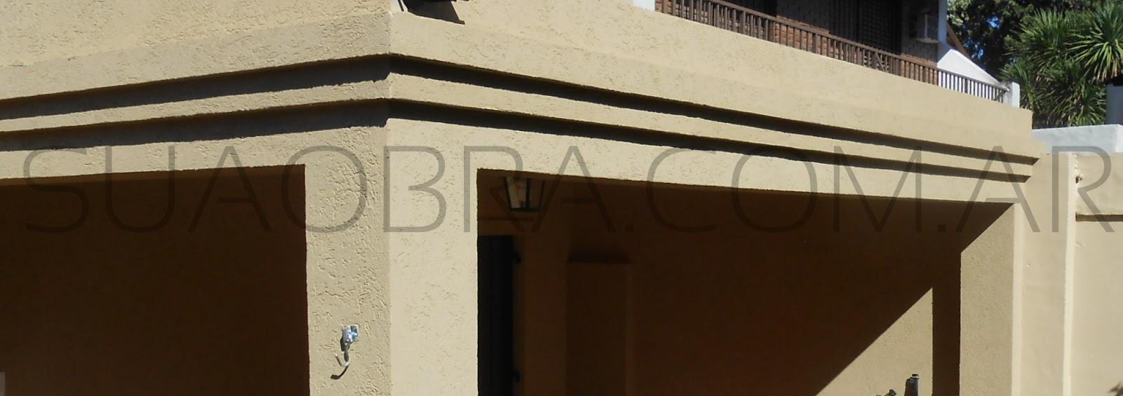 Revestimiento de exteriores texturado recubrimiento for Baules plastico para exterior