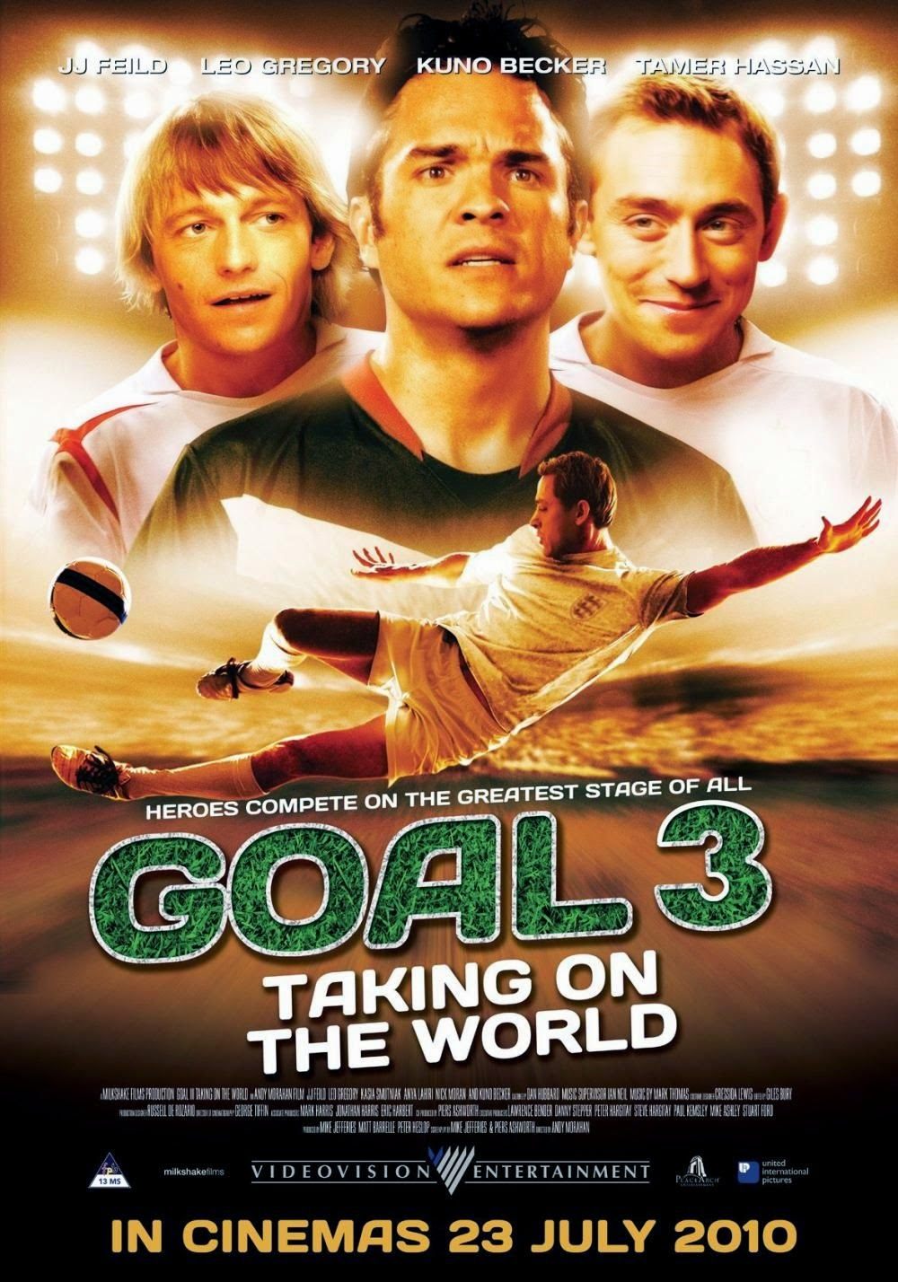 Goal 3 III (2009) ταινιες online seires oipeirates greek subs