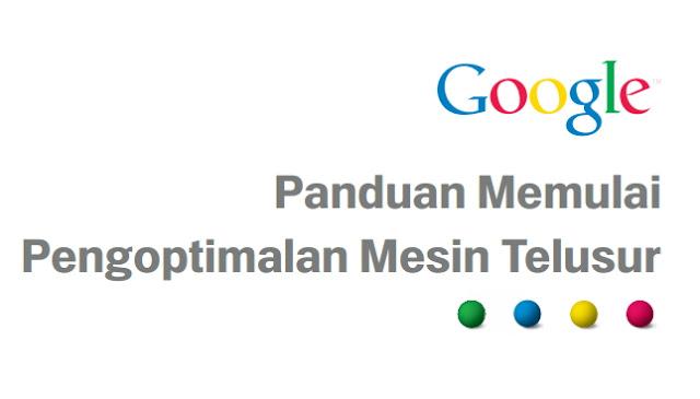 panduan seo dari google dalam bahasa Indonesia