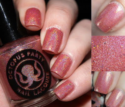 Octopus Party Nail Lacquer Maui Wowie