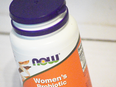 Take Care Of YOU with NOW® Women's Probiotic 20 Billion {A Review + Giveaway} #MomsMeet
