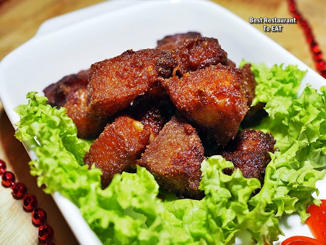 ECO WINE KUCHAI LAMA - Snack Menu - Nam Yue Pork