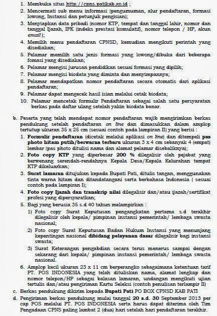 Lowongan Kerja Pns Kabupaten Klaten Lowongan Kerja Rsud Lahat Oktober 2016 Terbaru Info Cpns Lowongan Kerja Terbaru Bank Bumn Pns Soloraya Ect Pengumuman Cpns
