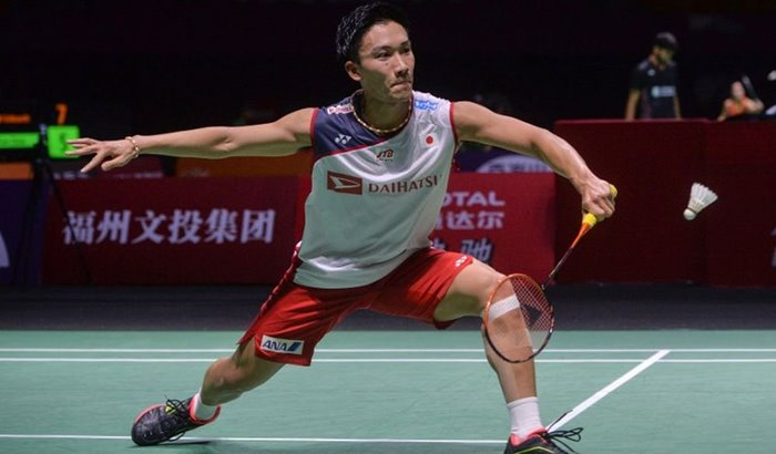 Kento Momota BWF World Tour Finals 2018