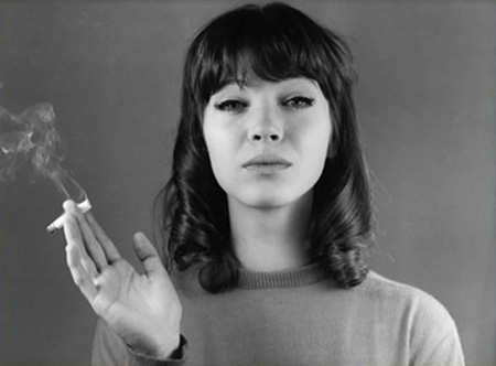 Oh So Lovely Vintage Style Muse Anna Karina