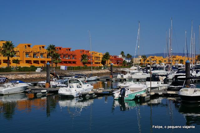 Marina de Portimão, no Algarve