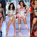 Kendall Jenner,  Winnie Harlow, Gigi and Bella Hadid turn heads with their sexy display at Victoria's Secret runway  (Photos)