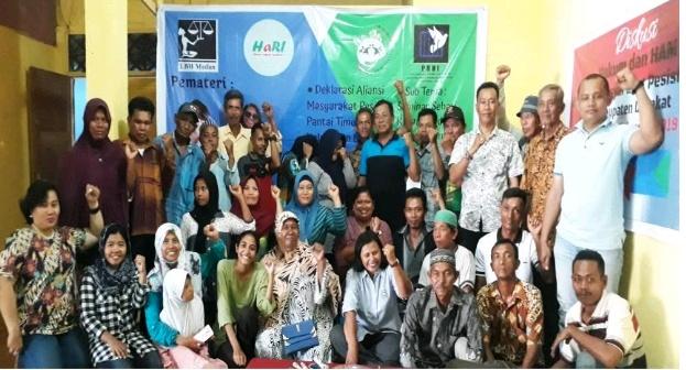 Aliansi Masyarakat Desak Hentikan Energi Tak Ramah Lingkungan