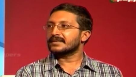 Padithathil Pidithathu – Writer and Cinema Journalist Major Dhasan