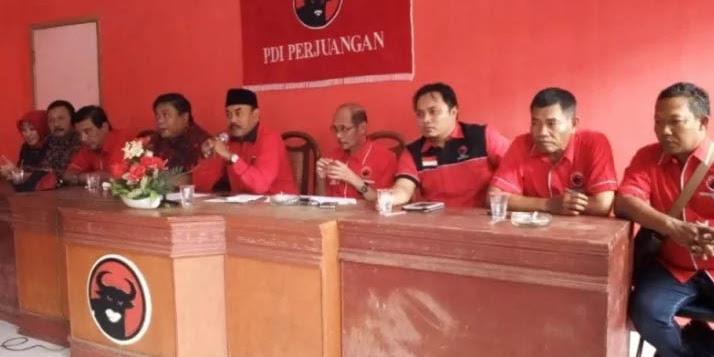 PDIP Buka Penjaringan Bakal Calon Bupati Jombang, Panitia: Kok Sepi Peminat