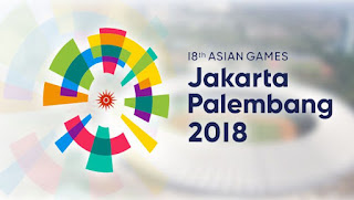 Asian games 2018 indonasia jakartha