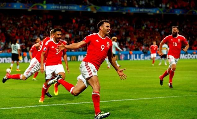 "Euro 2016: Η Ουαλία στους ""4""! Κέρδισε 3-1 το Βέλγιο"