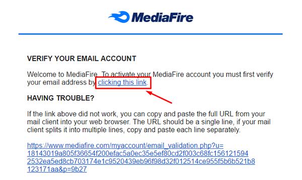 Cara Daftar dan Upload File di Mediafire Terbaru 4
