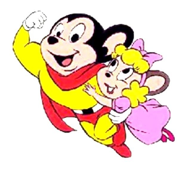 Cartoon Mickey Mouse >> GalleryCartoon: Mighty Mouse Cartoon Pictures