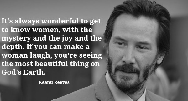 10 Powerful Messages And Quotes By Keanu Reeves