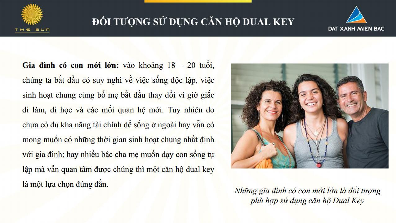 đối tượng sử dụng căn hộ dual key1