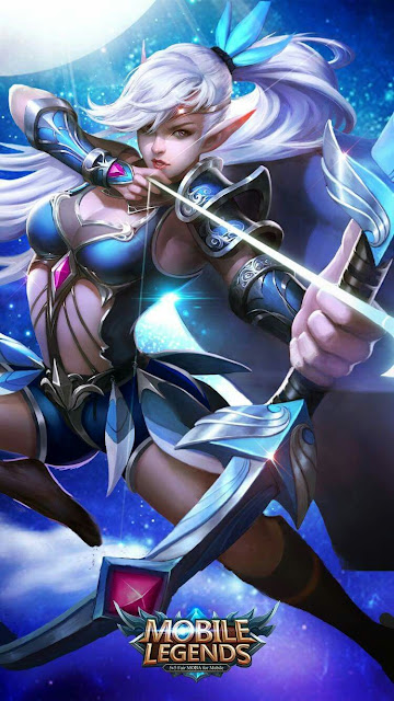 5 Wallpaper Miya ( HD ) Mobile Legends Di Android