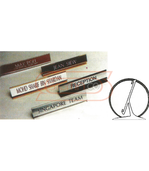 jual-name-plate-holder-murah-surabaya