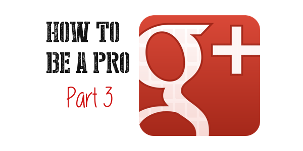 Google+, marketing, personal brand, branding