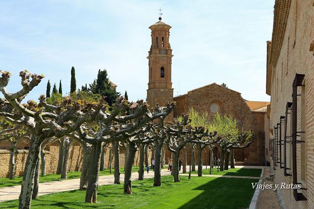 Iglesia del Monasterio de Veruela
