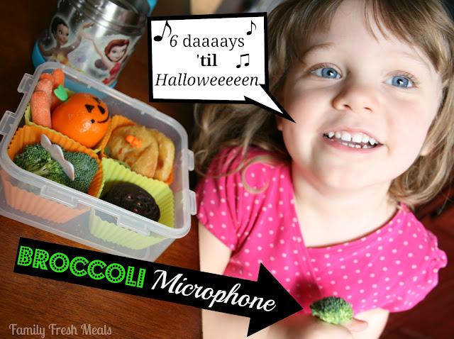 Halloween Lunch box FUN!