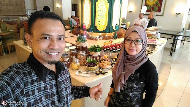 Sunflowers Brasserie, The Royale Bintang Kuala Lumpur, Buka Puasa Ramadan 2017,