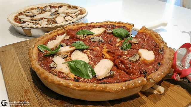 PizzArt (Phase II), Anchor Food Professionals,