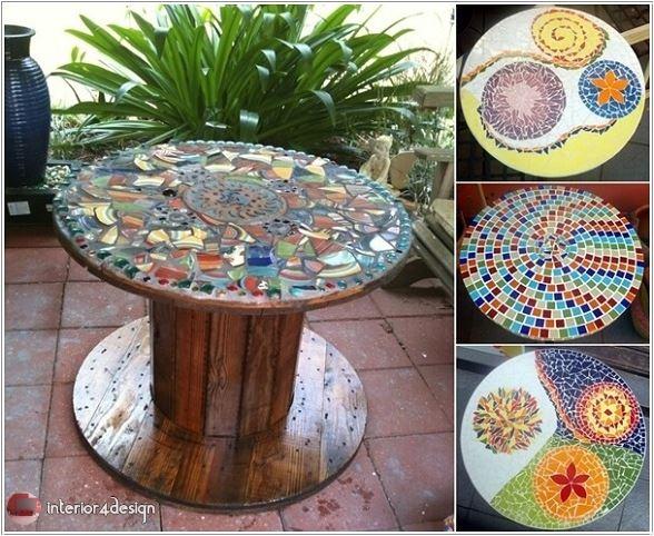 Mosaic Garden 7