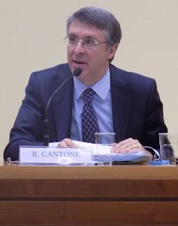 Cantone (ANAC) al forum dei commercialisti di Napoli