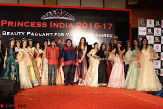 John Aham, Bhagyashree, Subhash Ghai and Amyra Dastur Attends Princess India 2016 17 Part2 027.JPG