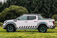 Nissan NP300 Navara Double Cab EnGuard Concept (2016) Side