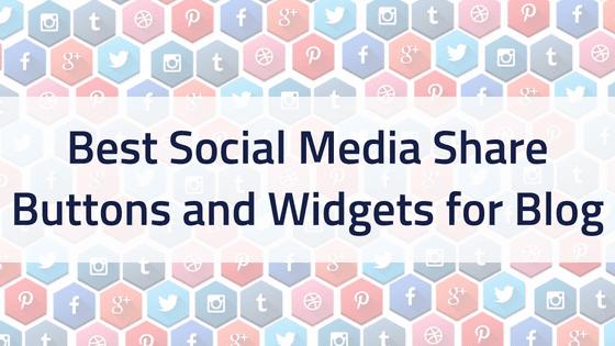 social media share icon