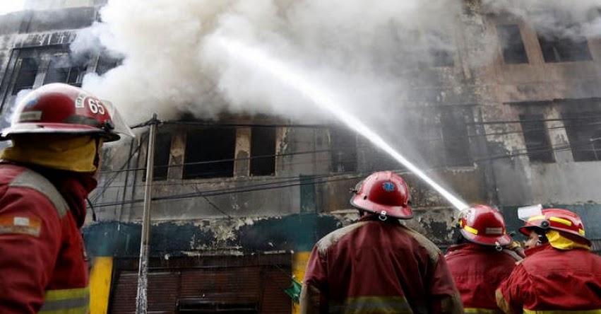 Conoce el Proyecto de Ley que declara la nulidad de despido por ejercer la labor de bombero
