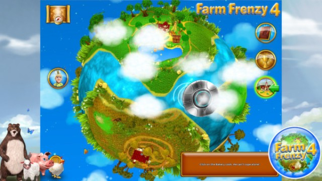 Farm Frenzy 4 Free Download PC Games