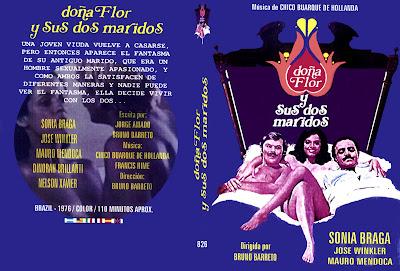 Doña Flor y sus dos maridos » Carátula