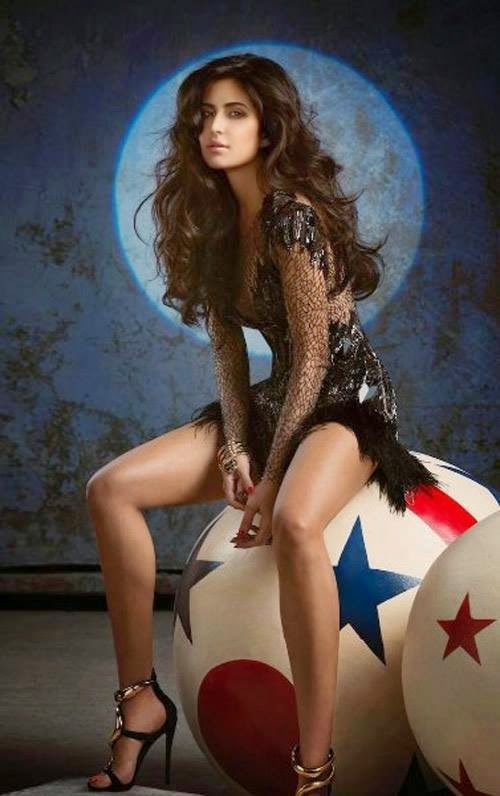 Katrina Kaif - Hottest Bollywood Actresses