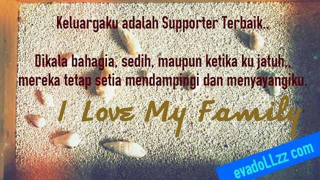 I Love My Family - Keluargaku yang Terbaik Karena...