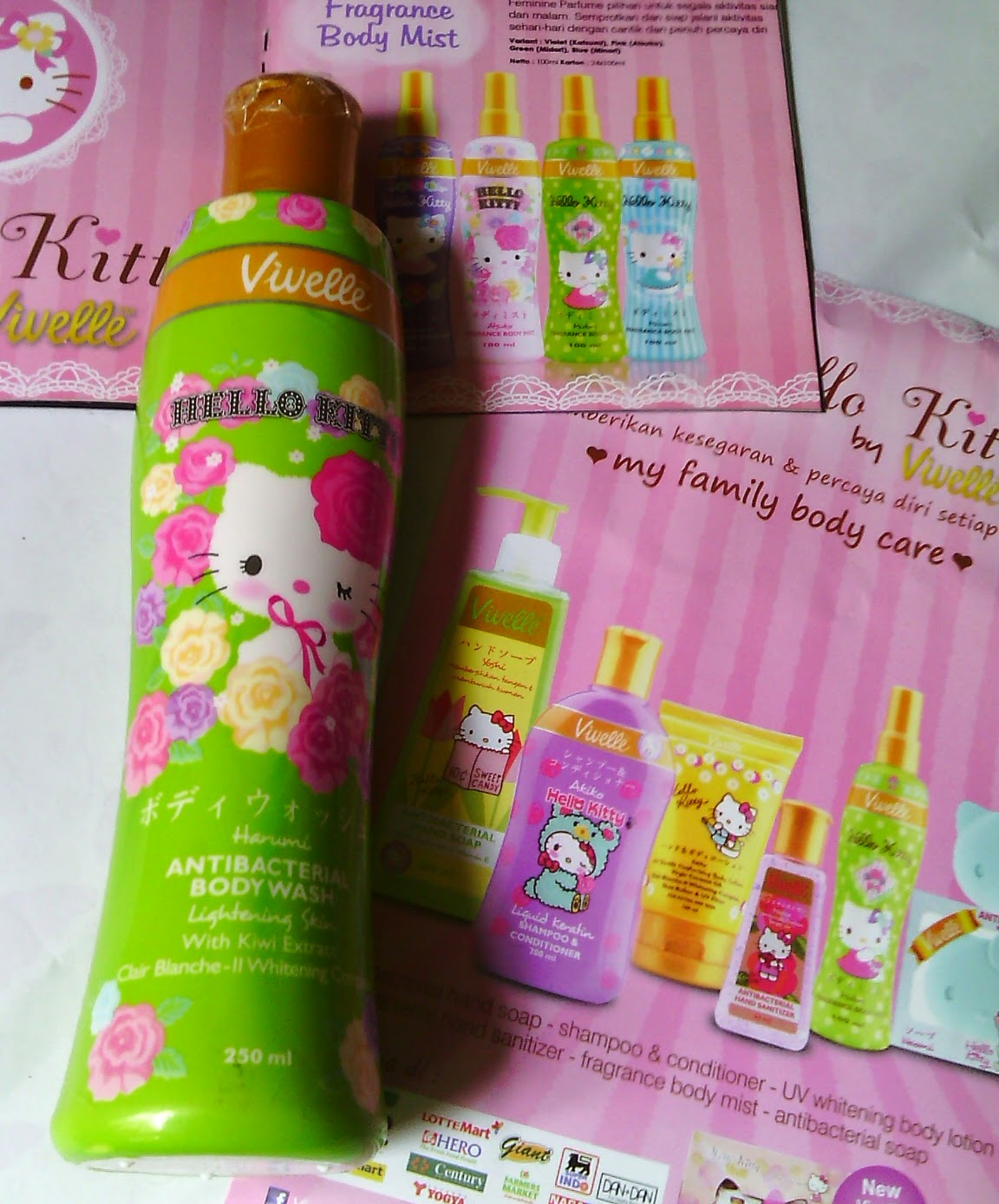Beauty Vivelle Care Product Daretochange By Indonesian Beauty Blogger