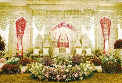 dekorasi pernikahan modern terbaru 2019