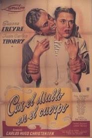 Con el diablo en el cuerpo (1947)