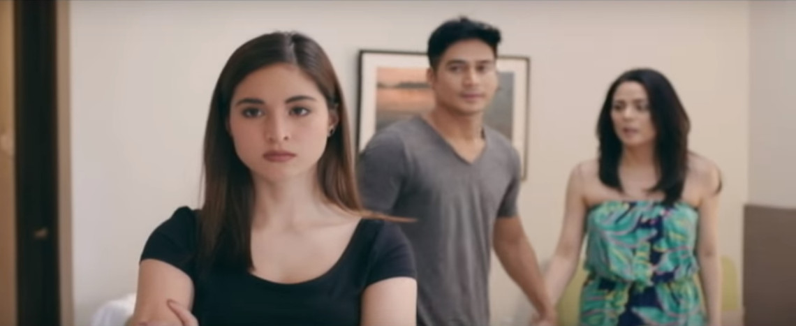 Love Me Tomorrow 2016 Star Cinema love affair between  Dawn Zulueta and Piolo Pascual, and a persistent third party Coleen Garcia and cynical daughter Maxeen Magalona