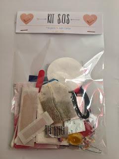 Kit de bienvenida para tus invitados. Plantillas descargables de kit de supervivencia y cartel de no molestar