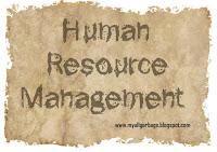 Human Resource Management Sheet