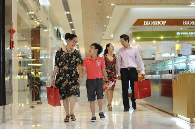 trung tâm thương mại sun river city